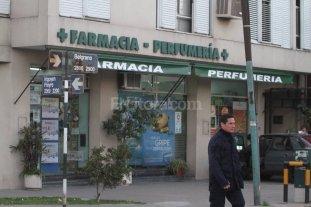 Detenidos por robar en una farmacia