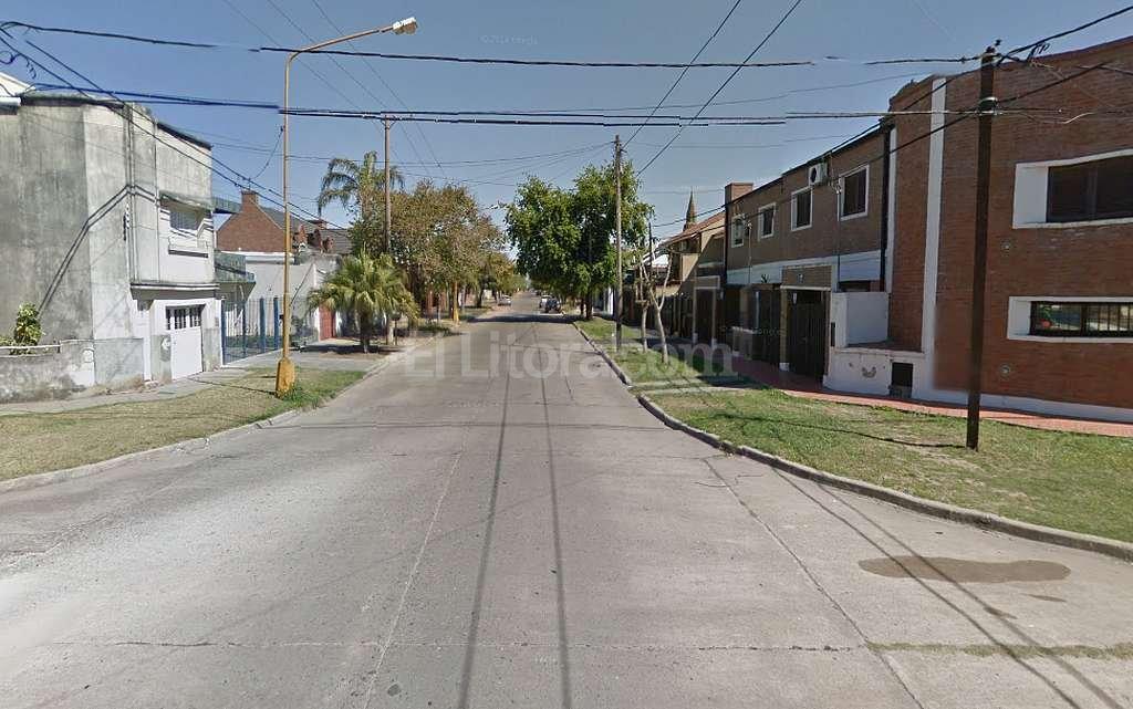 Padre Genesio y Talcahuano. Foto:Captura digital Google Maps Street View