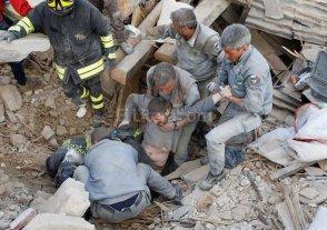 37 muertos en Italia tras un sismo