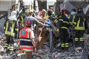 No hay argentinos entre las v�ctimas del sismo en Italia