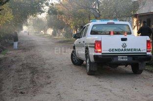 Eval�an lugares para que se instale Gendarmer�a en la ciudad