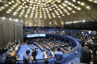 Comienza la sesi�n en el Senado que podr�a destitu�r a Dilma Rousseff