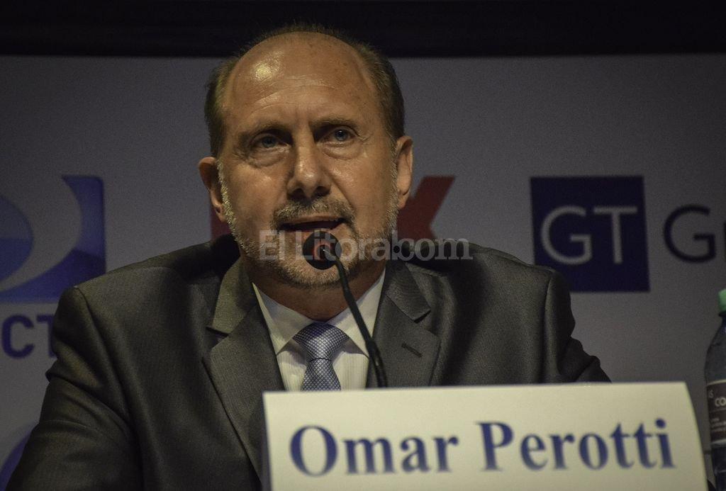 Foto:Prensa Omar Perotti