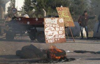 La Municipalidad denunci� a carreros que bloquean el acceso al relleno sanitario