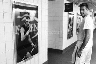 Miren quien volvi�: la foto de Del Potro en el US Open
