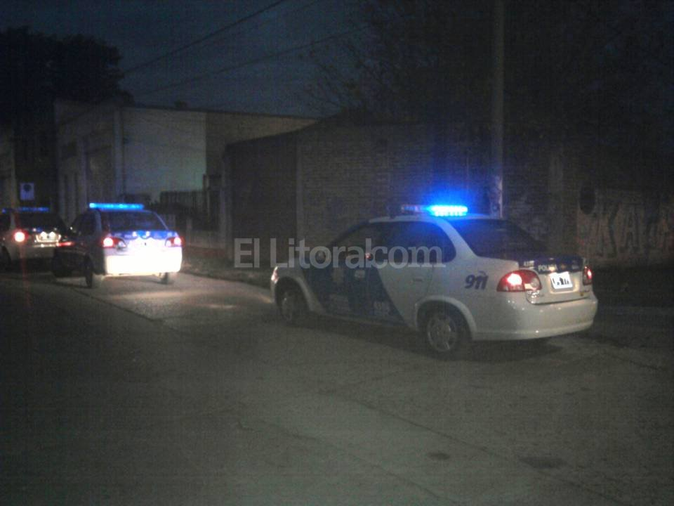 Los investigadores secuestraron en la escena del suceso numerosas vainas calibre 9 mm. Foto:Archivo El Litoral