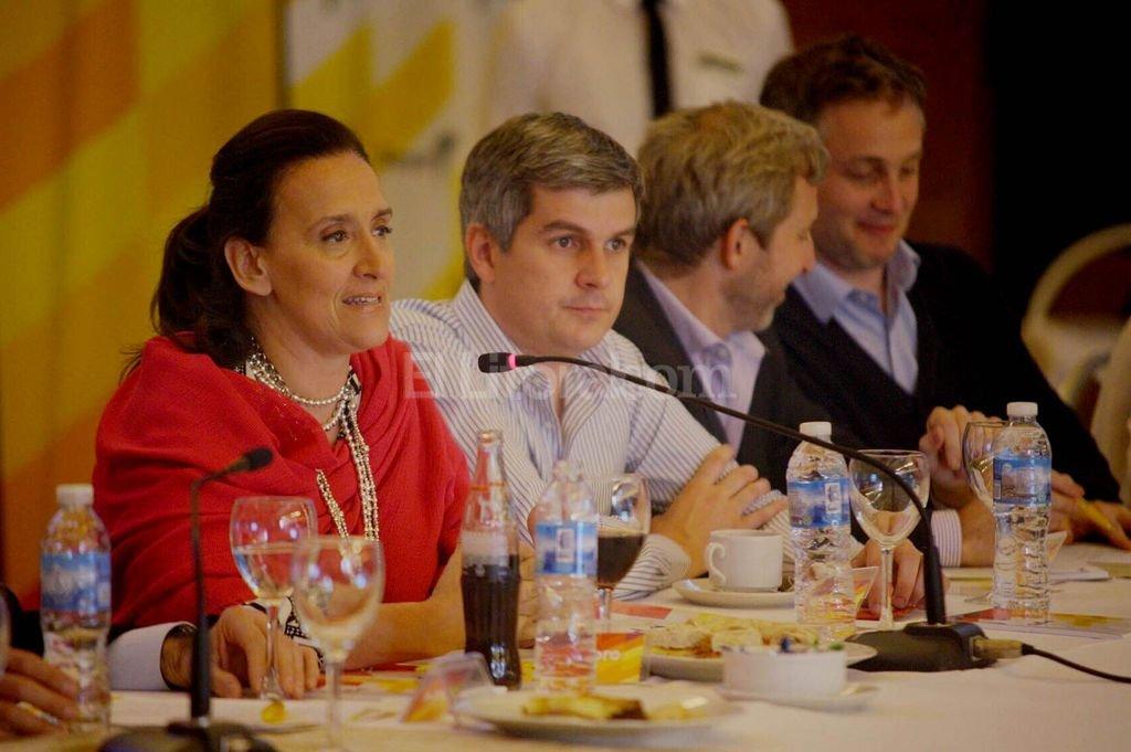 El Consejo Nacional del PRO se reuni� en la ciudad de San Juan Foto:Telam