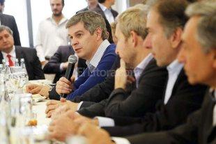 Peña señaló a Cristina como la referente de quienes quieren que al gobierno le vaya mal -
