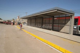 Segregar veh�culos por carril, una estrategia para mejorar  la movilidad en Blas Parera