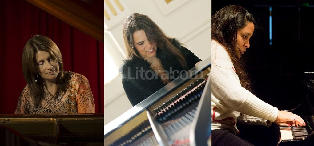 �gueda Garay y Cecilia Vaca Cardoso ser�n las protagonistas de la velada, con Silvia Garnica como invitada. Foto:Gentileza Producci�n
