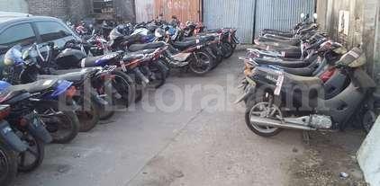 Recuperan 34 motos robadas