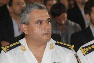 Jos� Luis Amaya asume como jefe de Polic�a de la Provincia