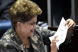 En Brasil votan la posible destituci�n de Dilma