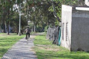 Conflicto entre la Municipalidad y vecinos por la ocupaci�n de terrenos ferroviarios