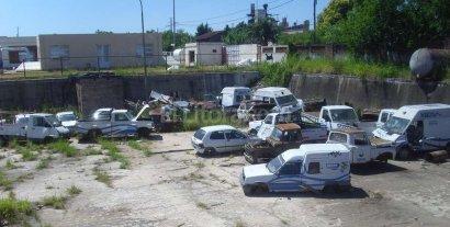 Aguas Santafesinas pone a la venta chatarra y veh�culos fuera de servicio