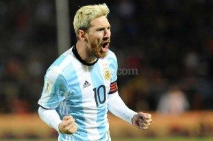Con gol de Messi Argentina venci� a Uruguay