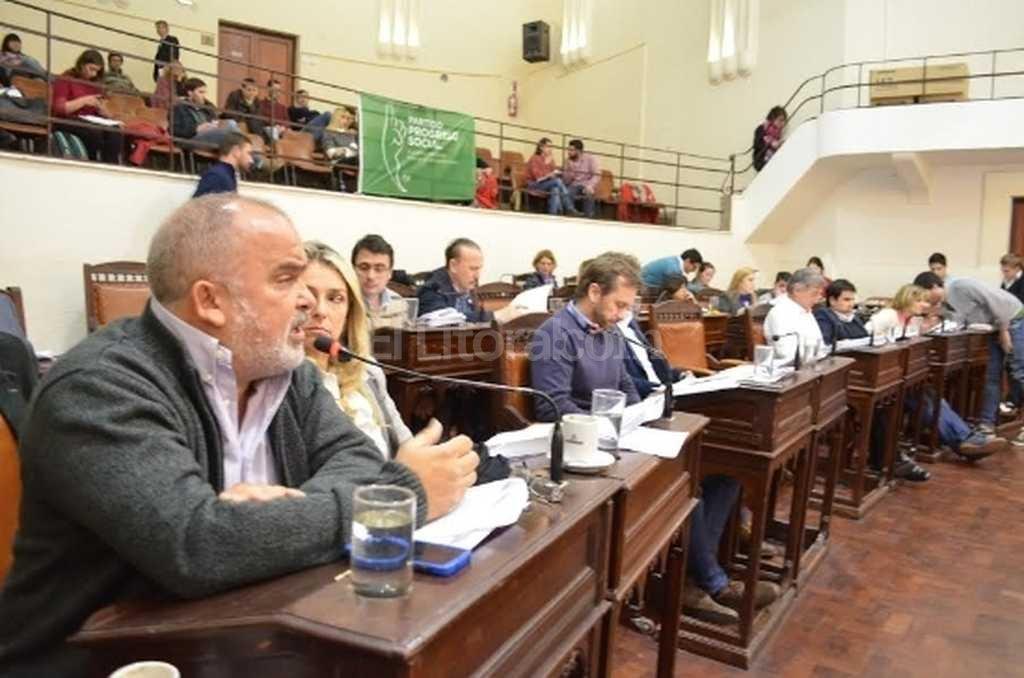 El Concejo rosarino aprob� la medida entre la noche del jueves y las primeras horas de este viernes Foto:Concejo Municipal de Rosario