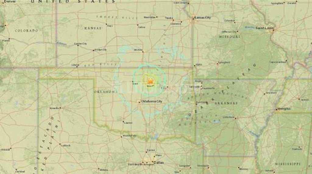 Foto:http://earthquake.usgs.gov/