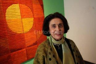 Gracia Cutuli: un lenguaje que se teje