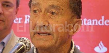 Falleci� Mario Lartiga, presidente comunal de Cayast�