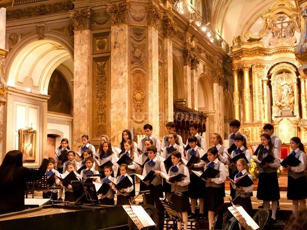 El Coro Nacional de Ni�os pertenece al Ministerio de Cultura de la Naci�n y tiene como meta la expresi�n art�stica del repertorio coral en todos los �mbitos del pa�s. Foto:Gentileza Producci�n