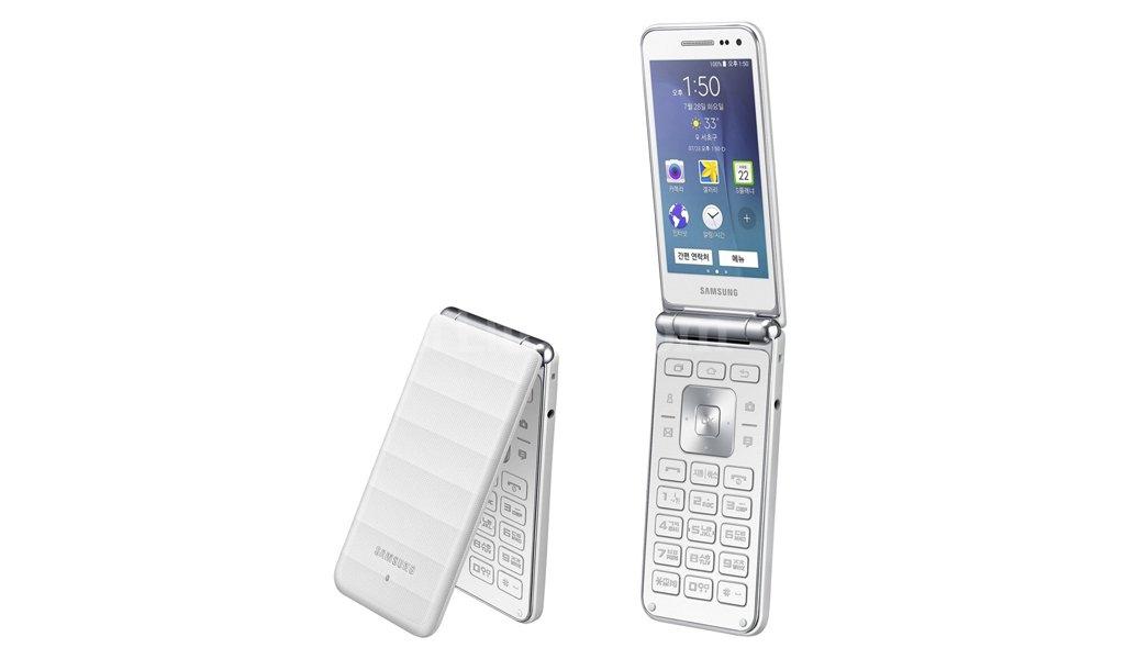 Los tel�fonos celulares con tapa fueron furor a finales de los 90 Foto:Internet