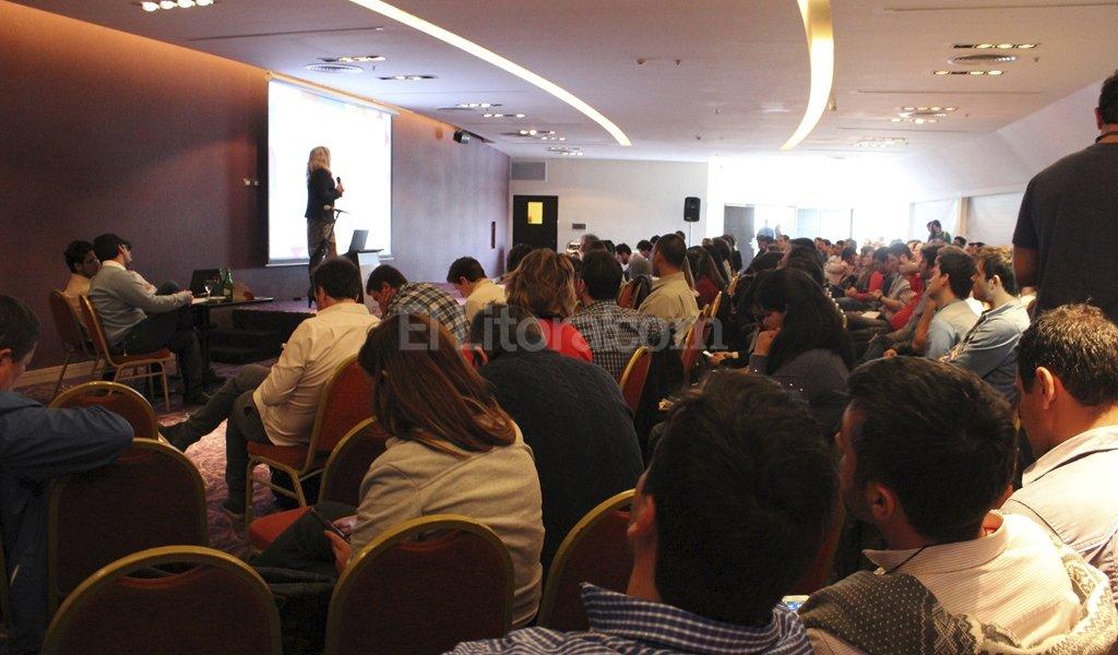 El evento se realiza por segunda vez en la ciudad de Paran� Foto:Social Media Day