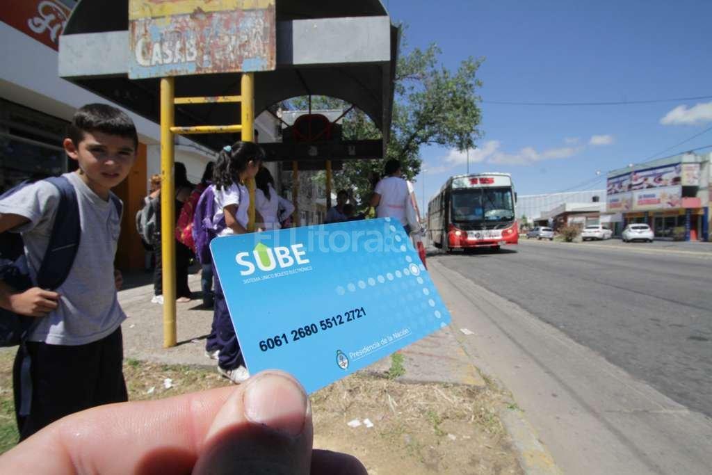 Una buena. La sube comenzará a usarse desde mañana en Recreo. <strong>Foto:</strong> Archivo El Litoral / Mauricio Garín