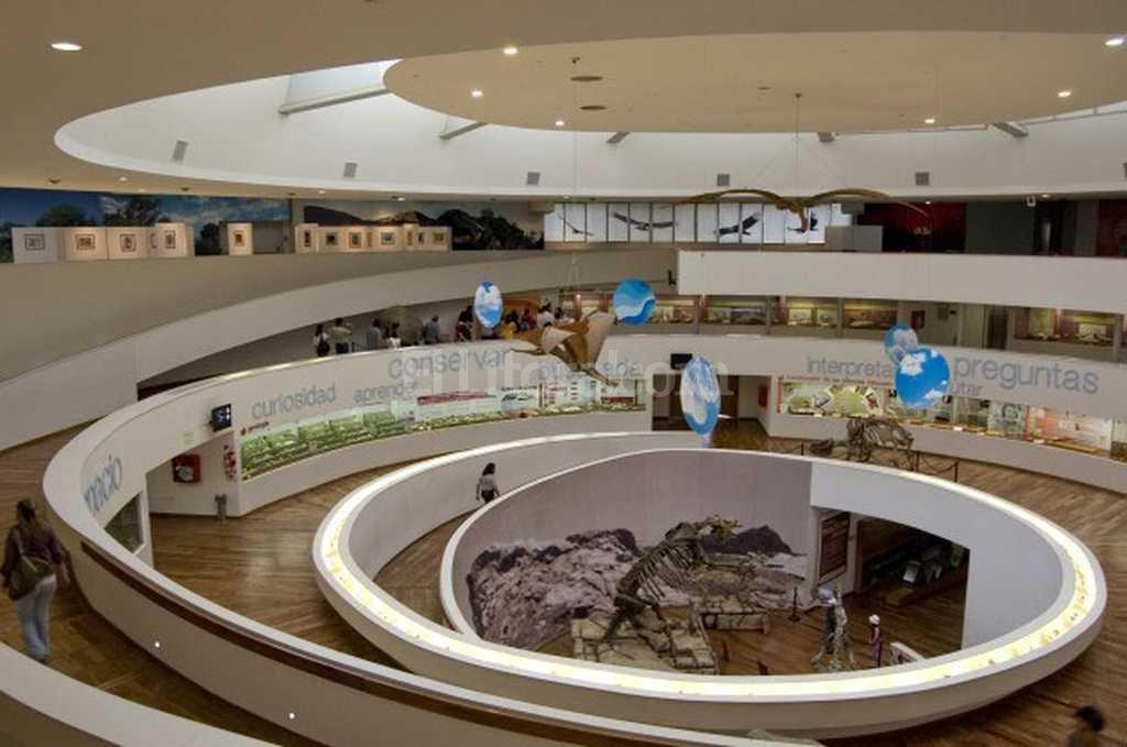 Imagen del Museo provincial de Cs. Naturales de C�rdoba Foto:www.cba.gov.ar