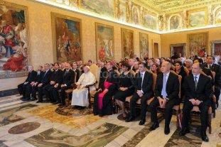 """El Papa conden� que se utilice el nombre de la religi�n para cometer """"atrocidades"""""""