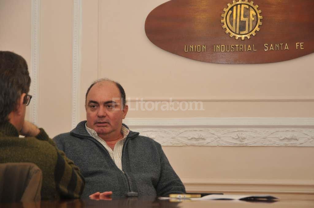 Javier Martin destacó la tarea del gobierno con el Observatorio de Importaciones. Crédito: Luis Cetraro