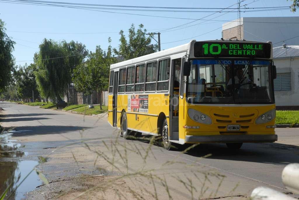 Los dos asaltos a colectivos, en una misma semana, preocupan a los choferes y a los referentes de la UTA. Foto:Archivo El Litoral