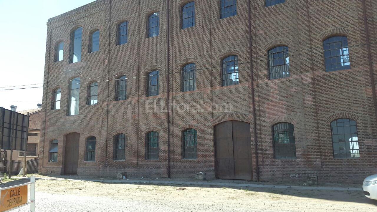 En restauración. El edificio del ex Molino Marconetti se encuentra en restauración para el traslado del Liceo Municipal. Periodismo Ciudadano