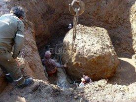 Desentierran en Chaco el segundo meteorito m�s grande del mundo