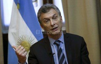 Macri dijo que el carnicero que mat� a un ladr�n debe estar libre