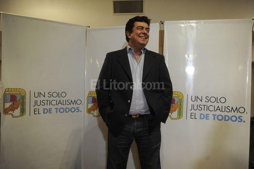 Fernando Espinoza. Foto:Archivo El Litoral