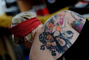 Primera Expo Tattoo en Santa Fe