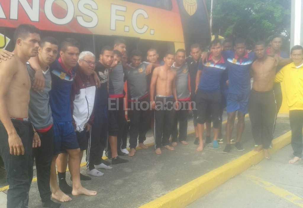 Foto:Twitter TRUJILLANOS FC