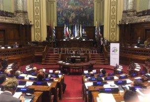 Perotti participa de la novena Sesi�n Plenaria de Euro-Lat
