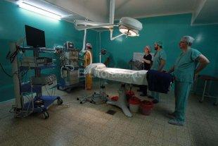 Se realiz� la primera cirug�a endosc�pica de base de cr�neo en un hospital p�blico provincial