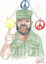 �Paz en Colombia? De Uribe a Santos