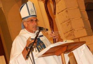 El Papa nombr� nuevo obispo para la di�cesis de San Nicol�s
