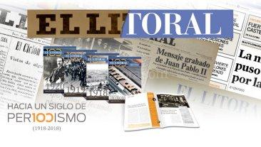 El Litoral lanza la historia periodística del último siglo en 100 fascículos