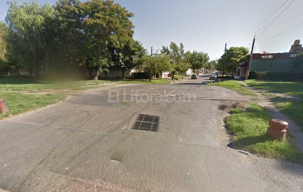 Foto:Captura de Pantalla - Google Street View