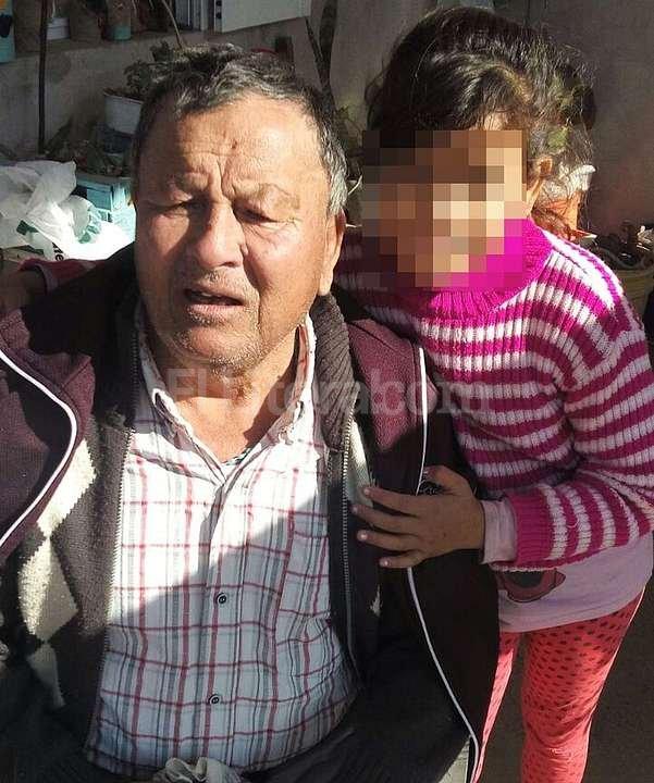 Santos Mario Cuevas, asesinado en su vivienda en Santo Tom�. Foto:Gentileza