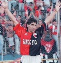 """El mejor recuerdo: los goles del """"Pampa"""" Gambier"""
