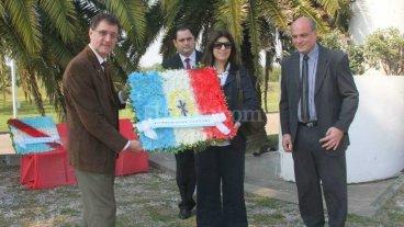 El T�nel Subfluvial record� a Carlos Sylvestre Begnis