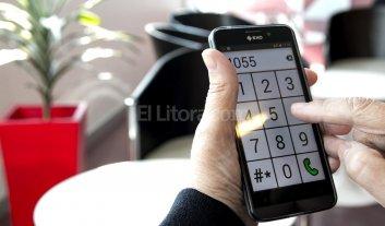 Un smartphone pensado para adultos mayores