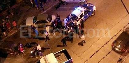 Confirman que la bala que mató a Tula salió del arma del policía -