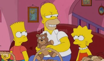 13 d�as seguidos de Los Simpsons